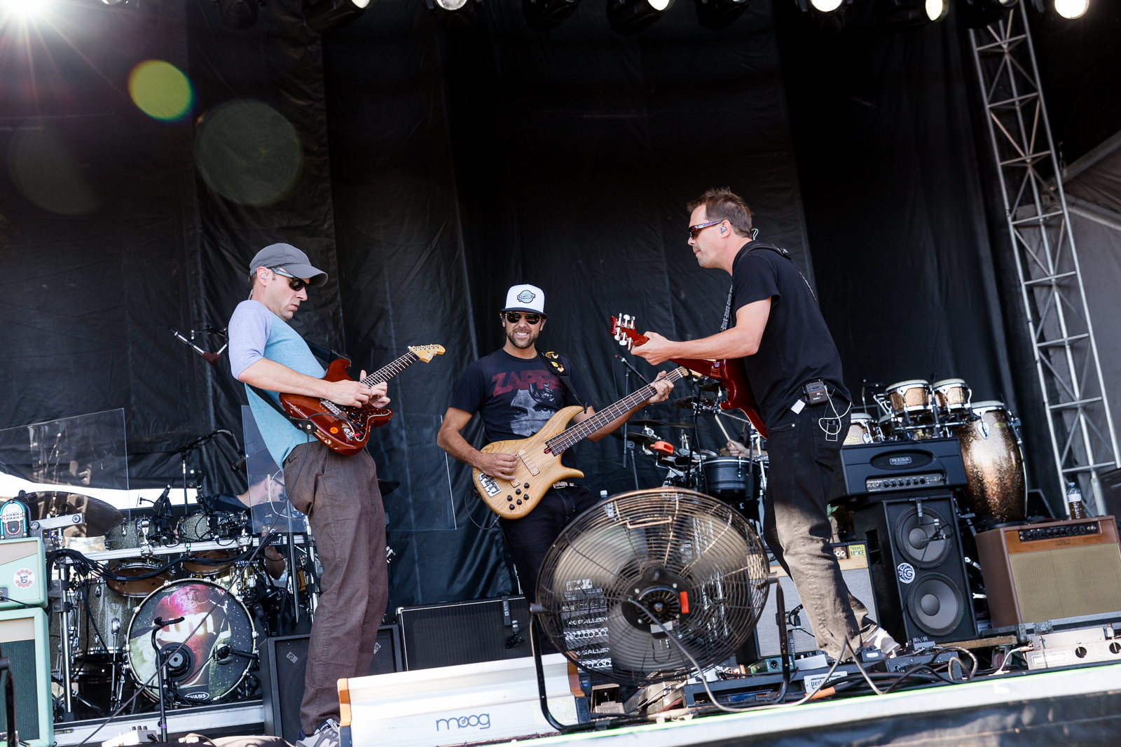 Umphrey's McGee at LouFest