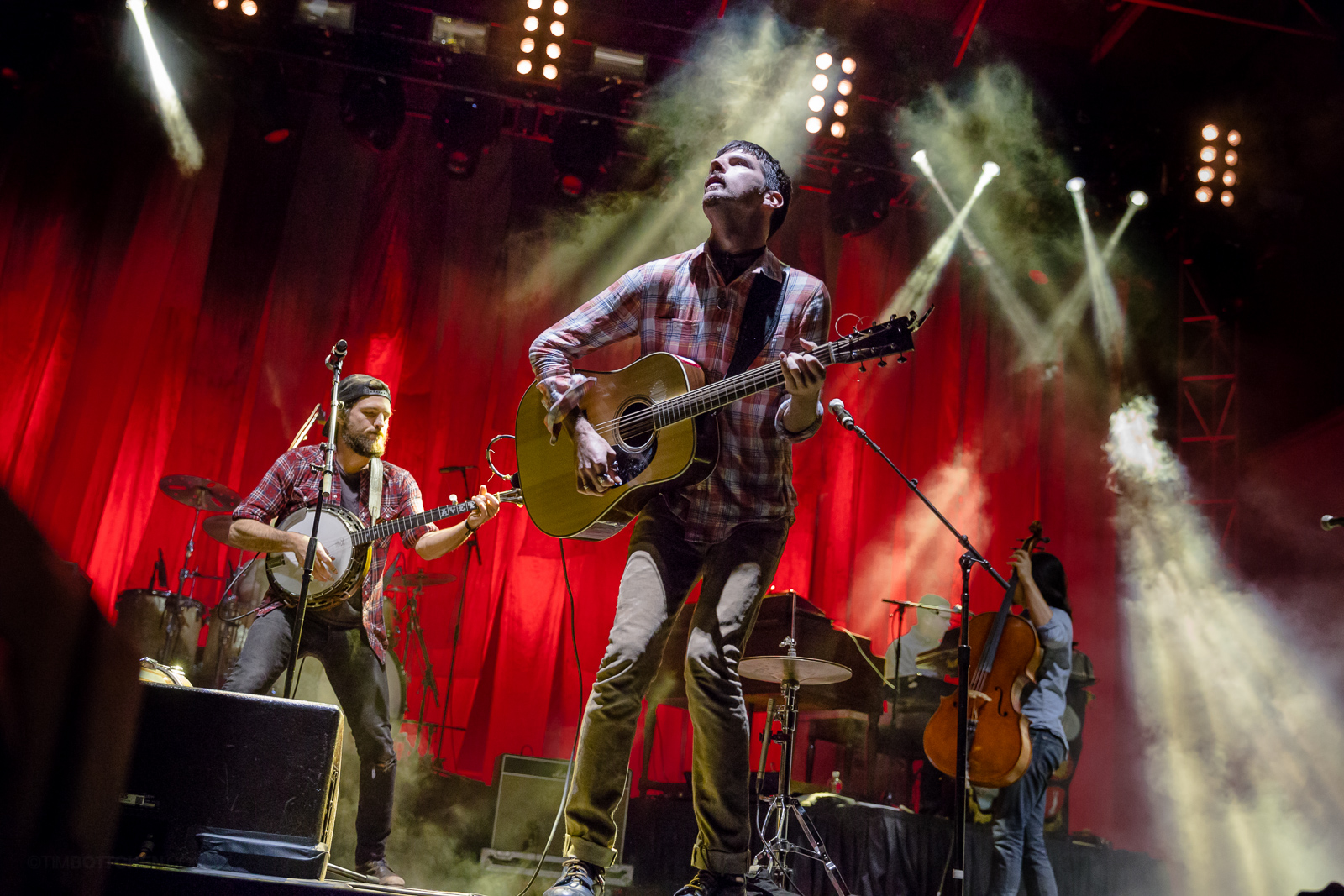 The Avett Brothers at LouFest