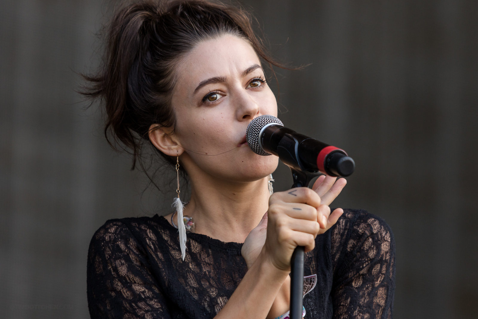 Meg Myers at Austin City Limits