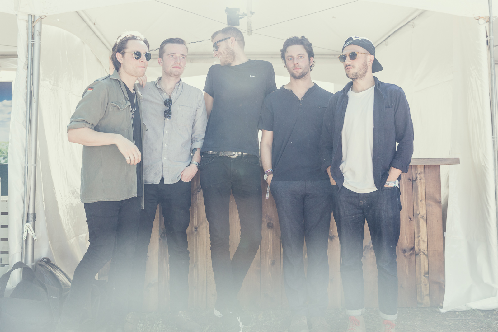 The Maccabees at Austin City Limits
