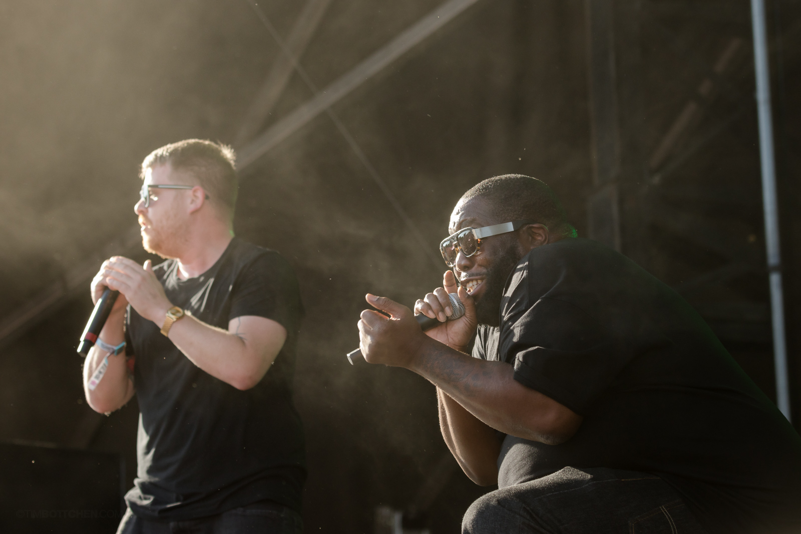 Run The Jewels at Austin City Limits