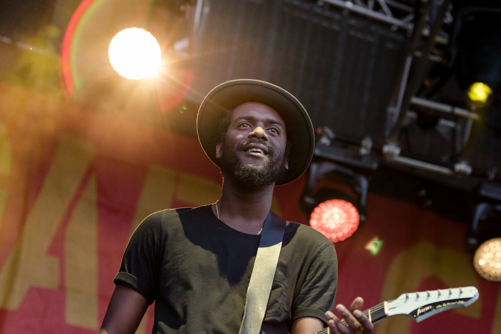 Gary Clark Jr. at Austin City Limits