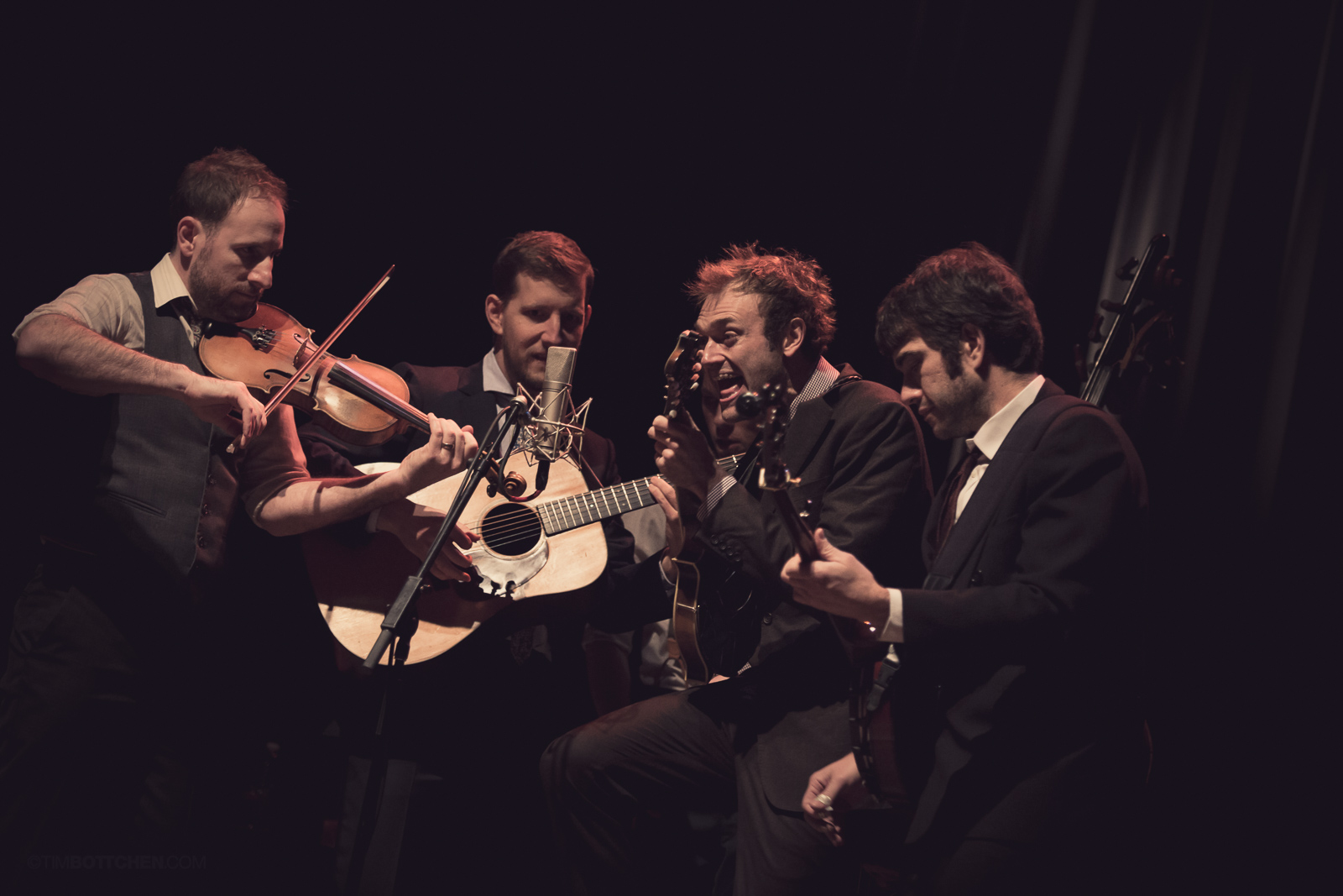 Punch Brothers at The Pageant