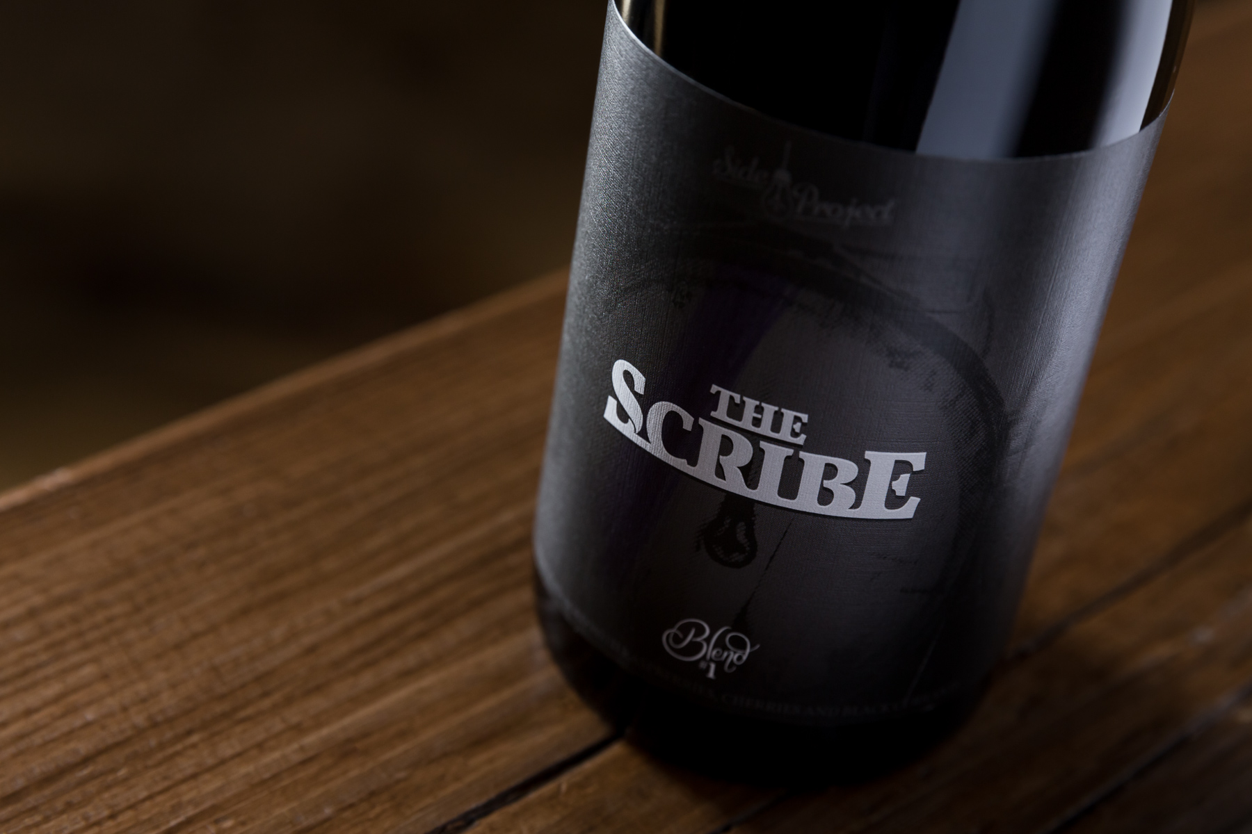 The Scribe by Side Project Brewing