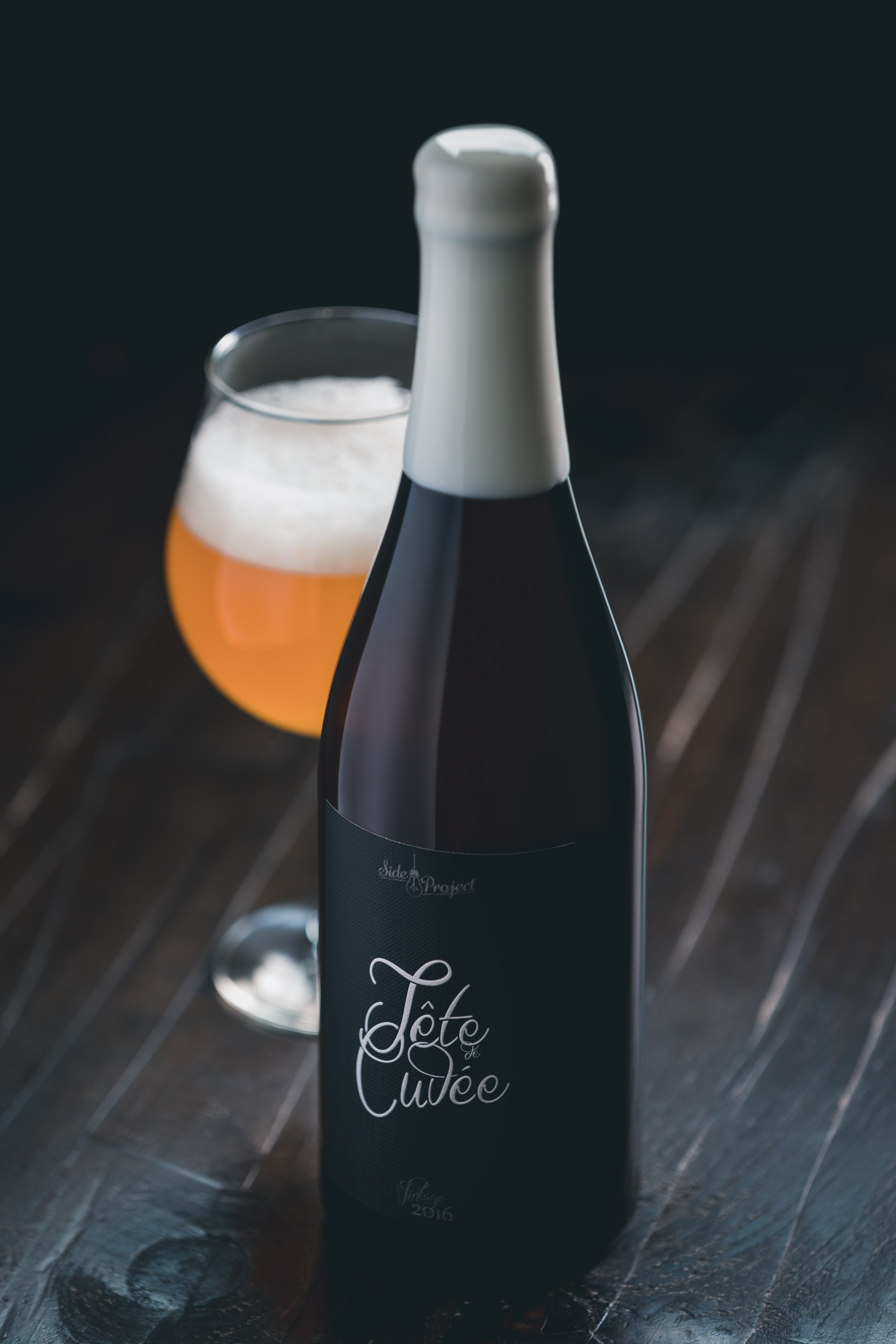 Side Project Tête de Cuvée