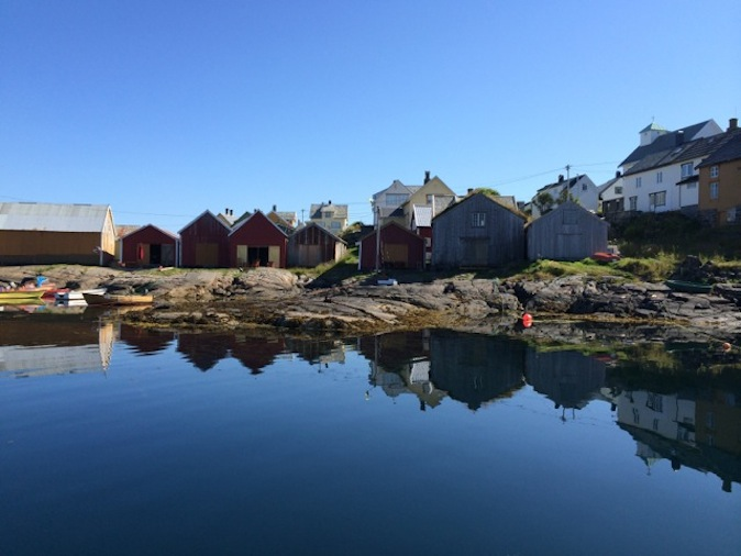 Many old fishing villages have been converted into boutique hotels and B&Bs.