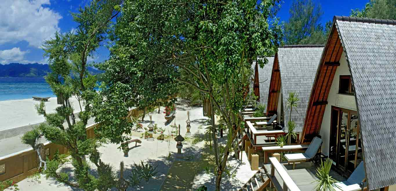 Lumbung Beach Cottages