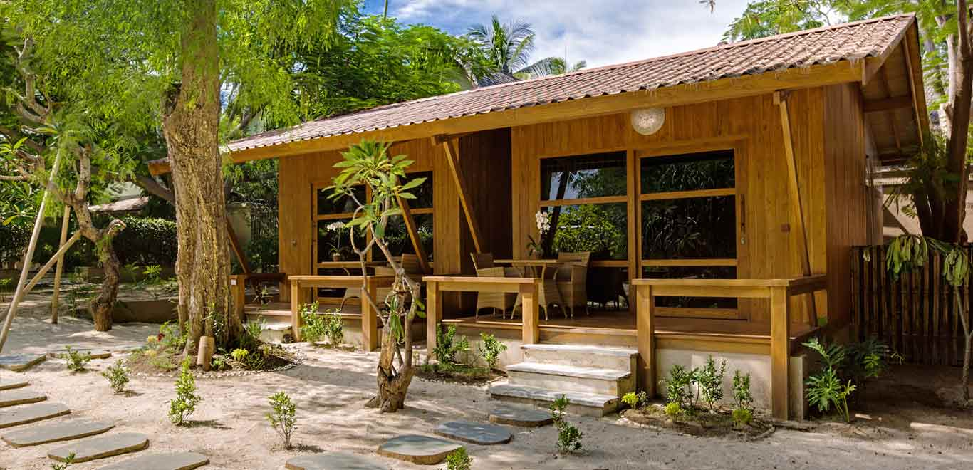 Teak Deluxe Cottages