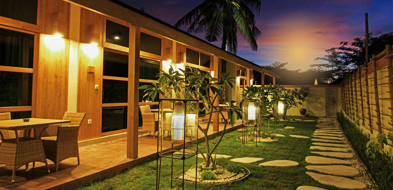 Teak Standard Cottages