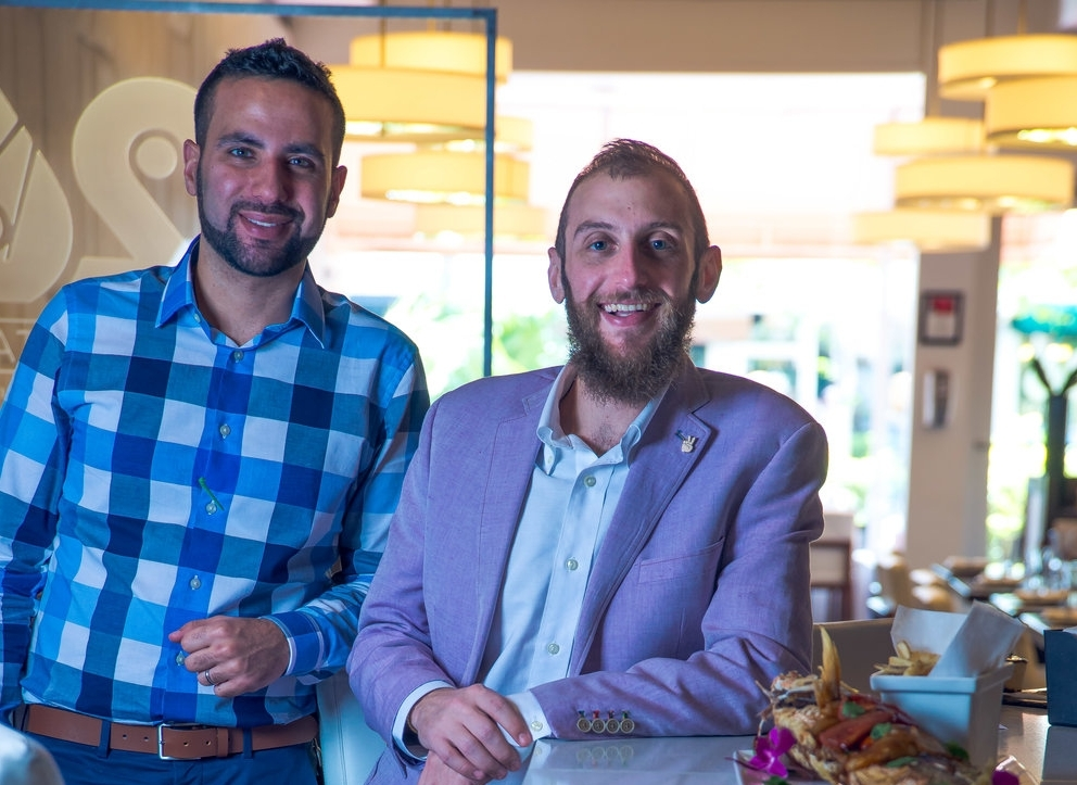 From our family to yours, Welcome to 26 Sushi & Tapas. Daniel Friedman & Joel Lindenfeld - The cousins behind the new concept of Kosher dining.