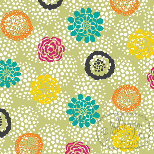 Bellenna Elm Studio Folksy dotty flower.jpg