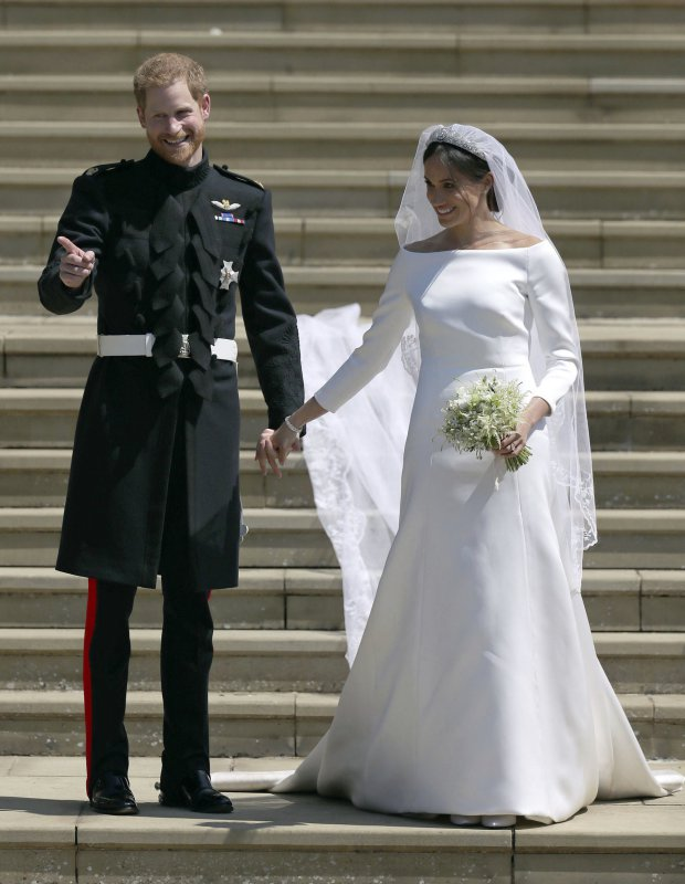 Picture Prince Harry and Meghan Markle