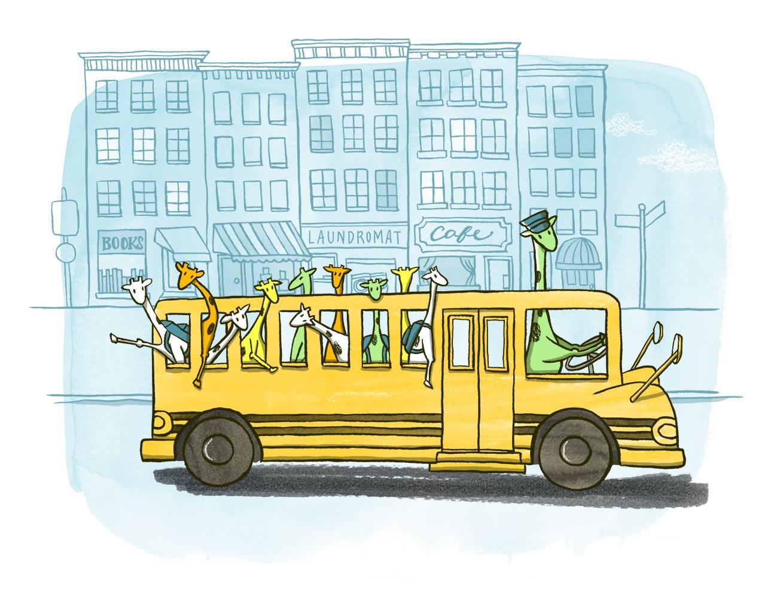 Giraffe School