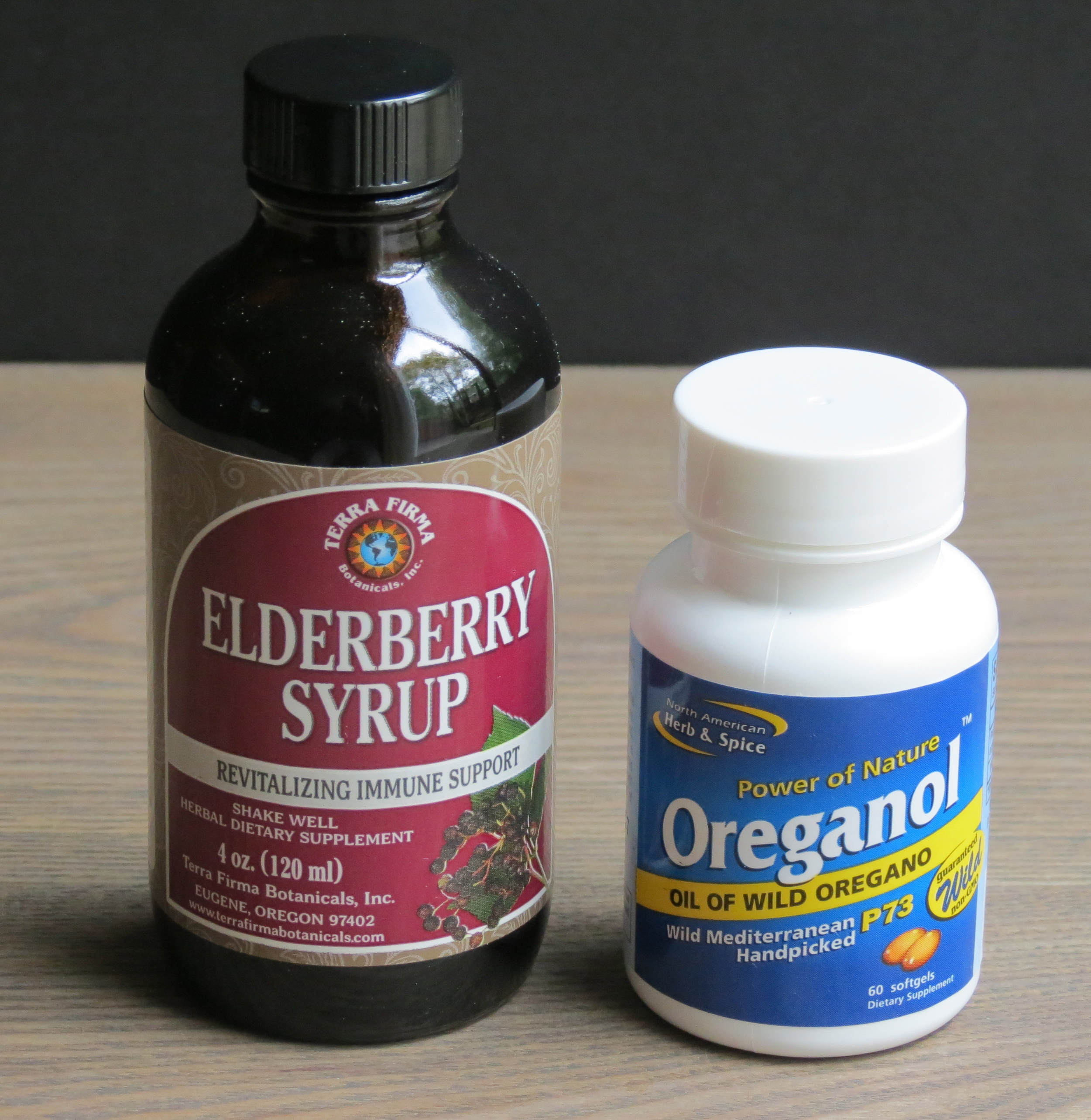 These are two great options if sickness occurs.