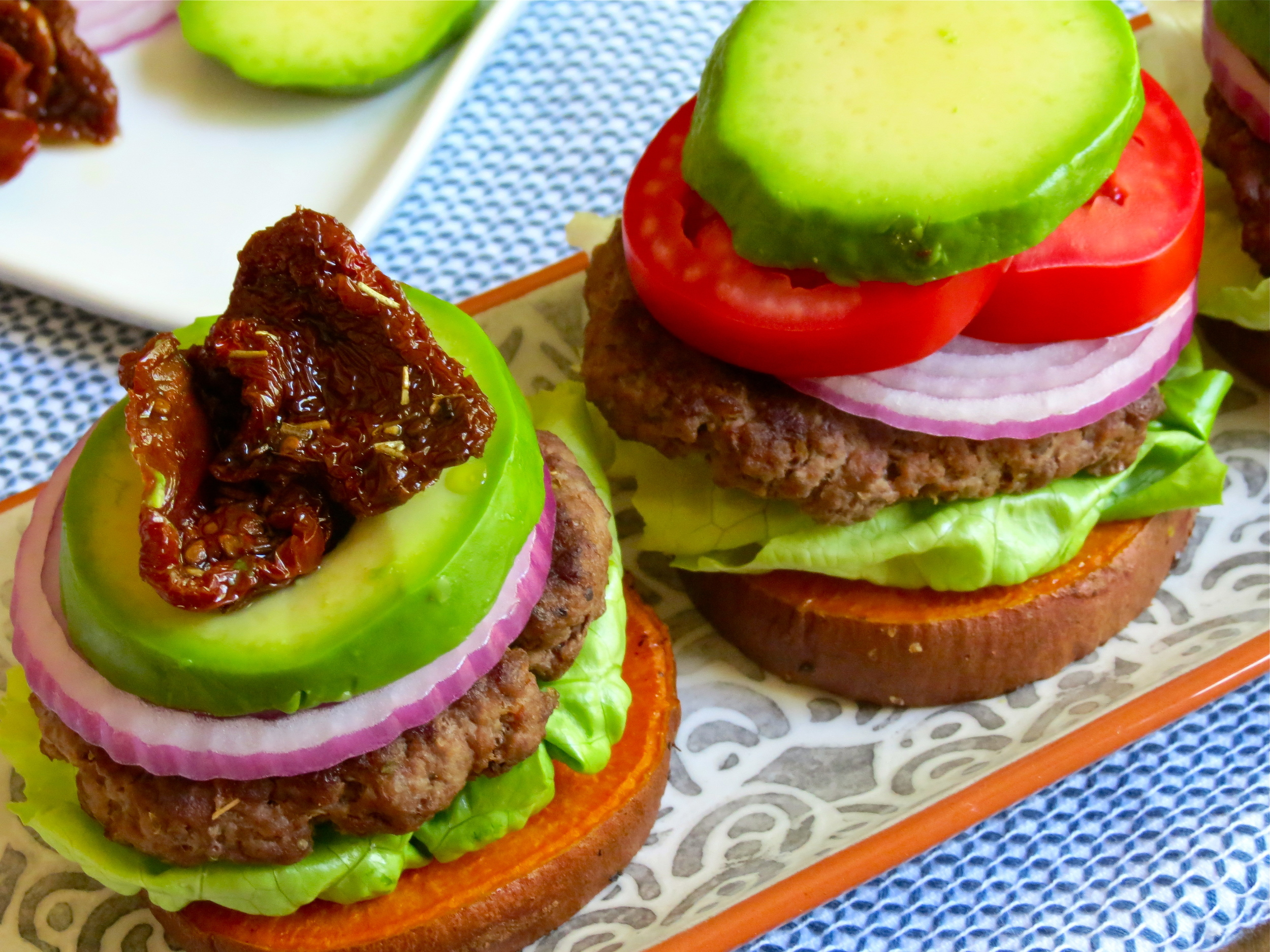 I absolutely love sun-dried tomatoes and avocado with this!