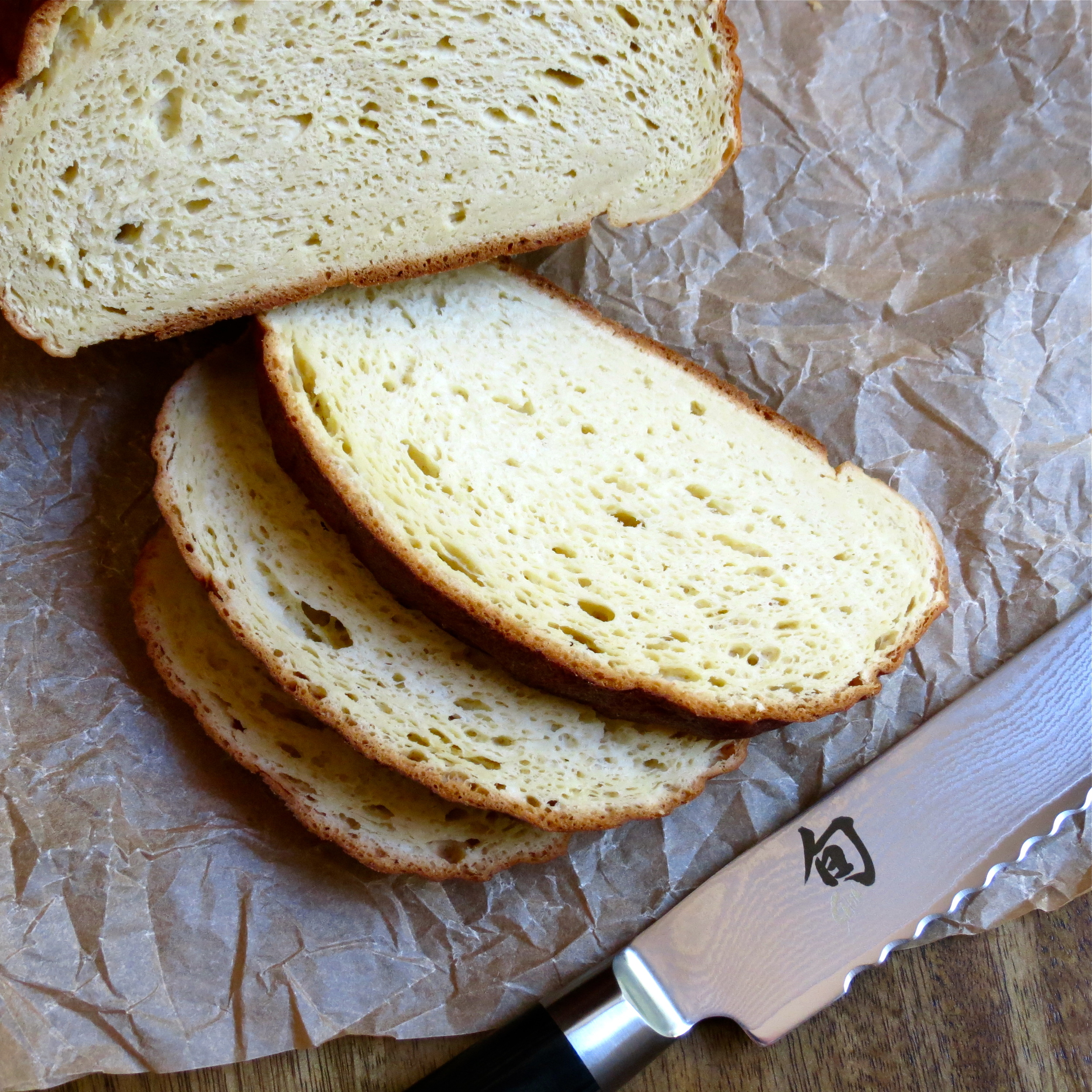 This bread is seriously as good as it looks!