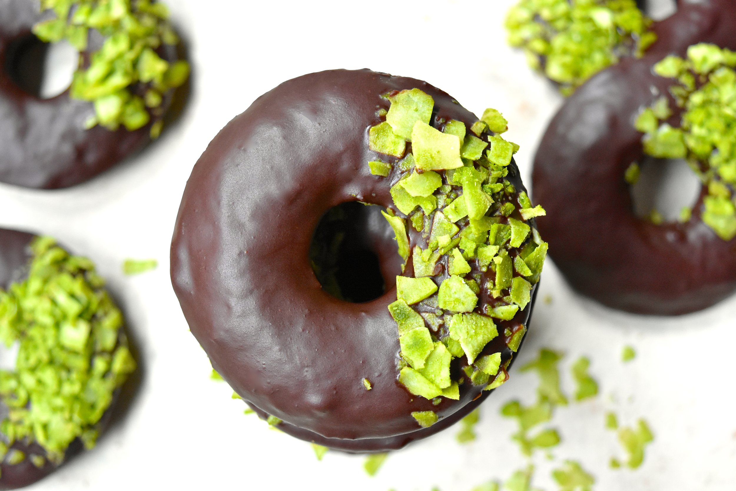 Chocolate Donuts 2