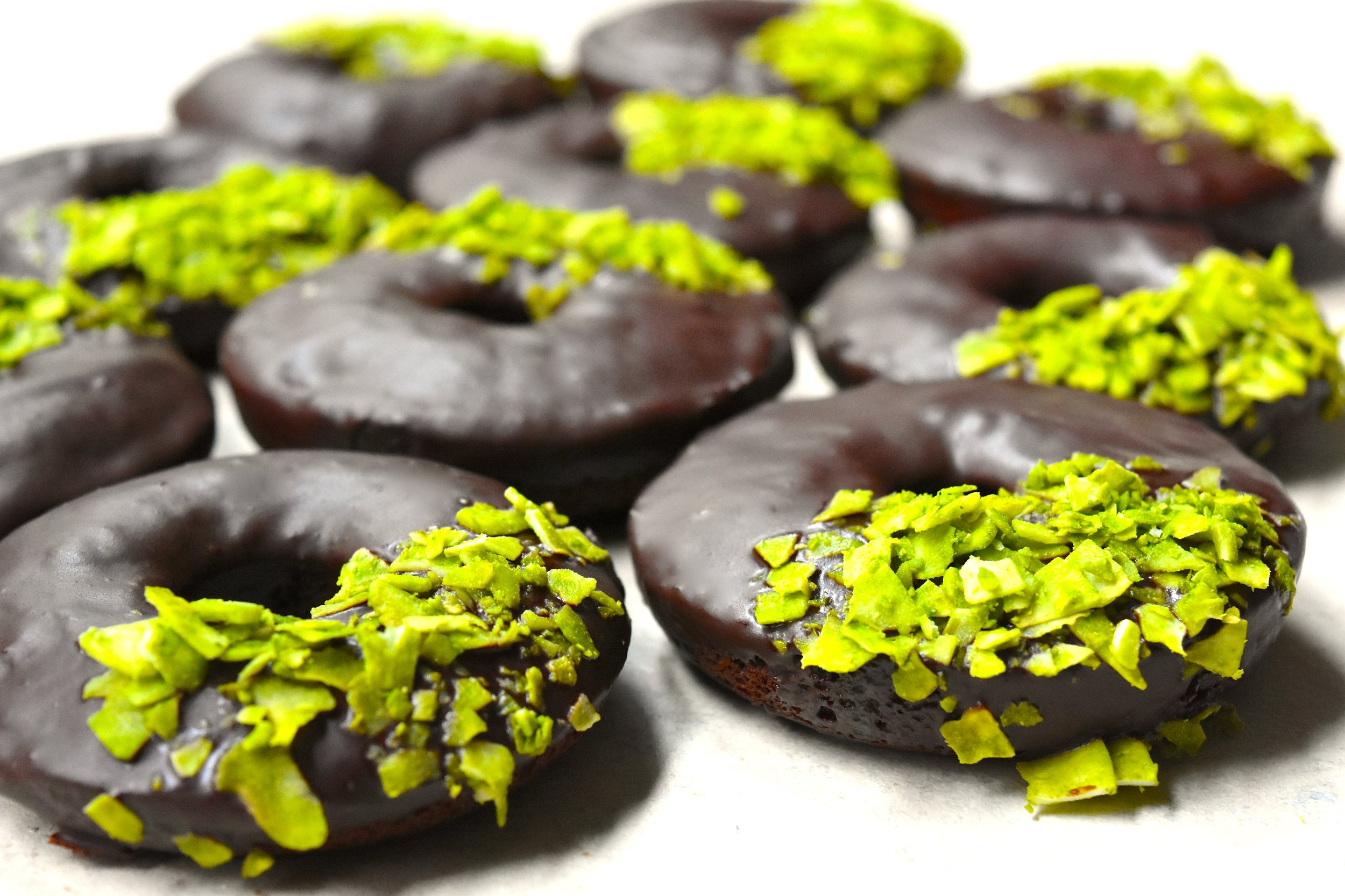 Chocolate Donuts 4