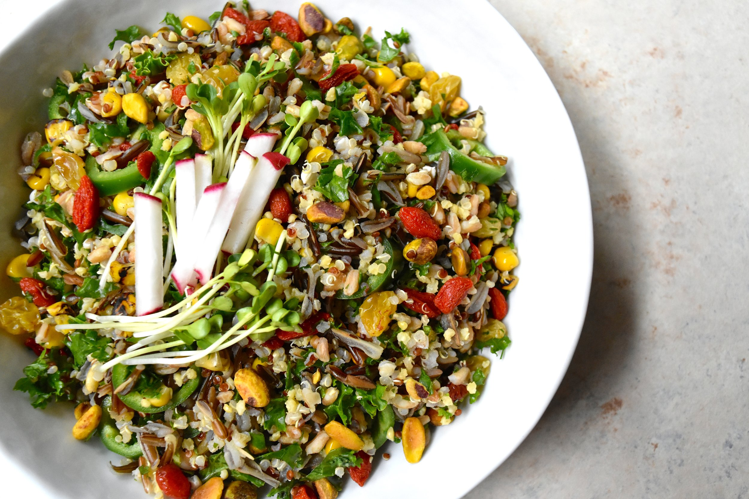 Superfood Grain Salad 2
