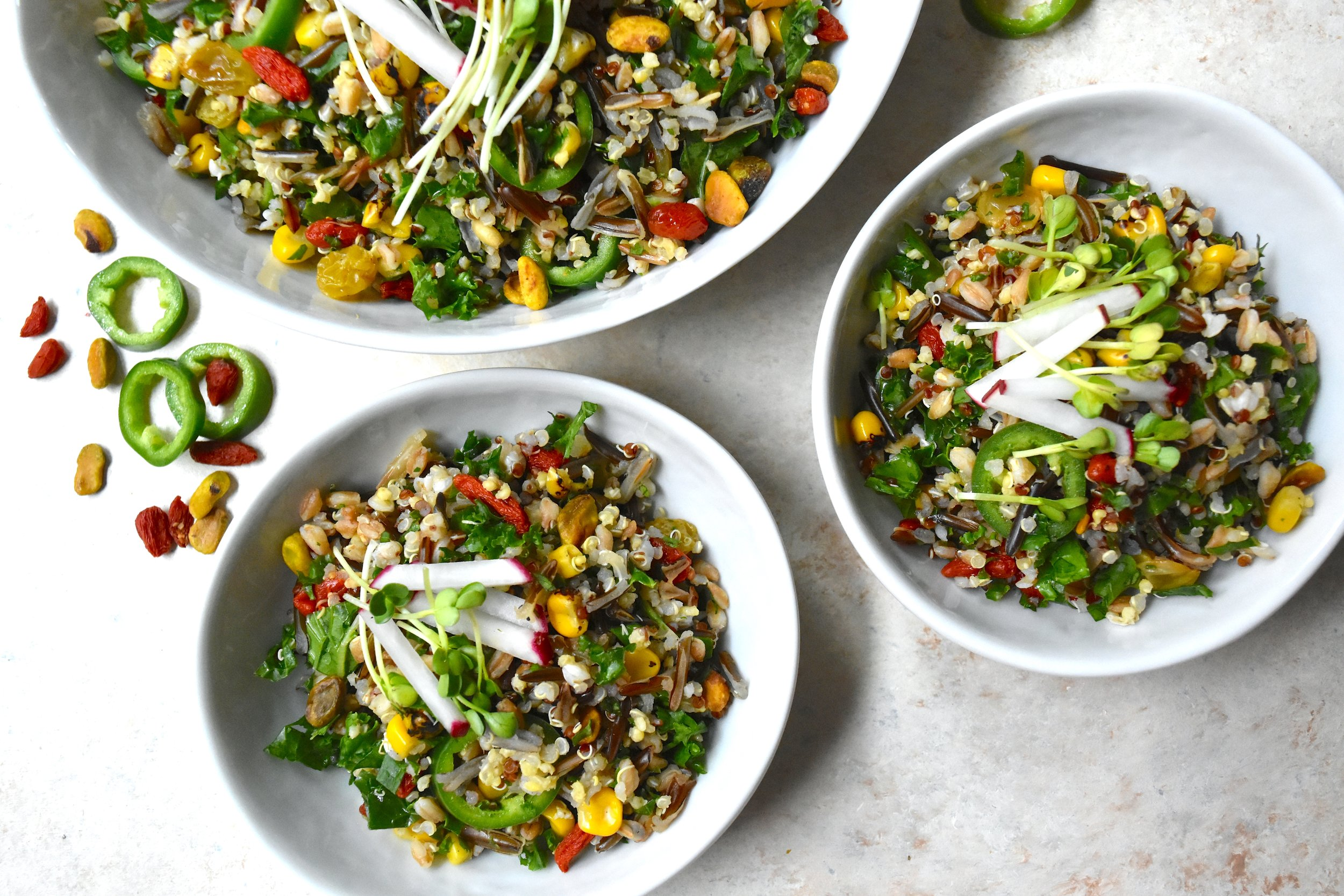 Superfood Grain Salad 3