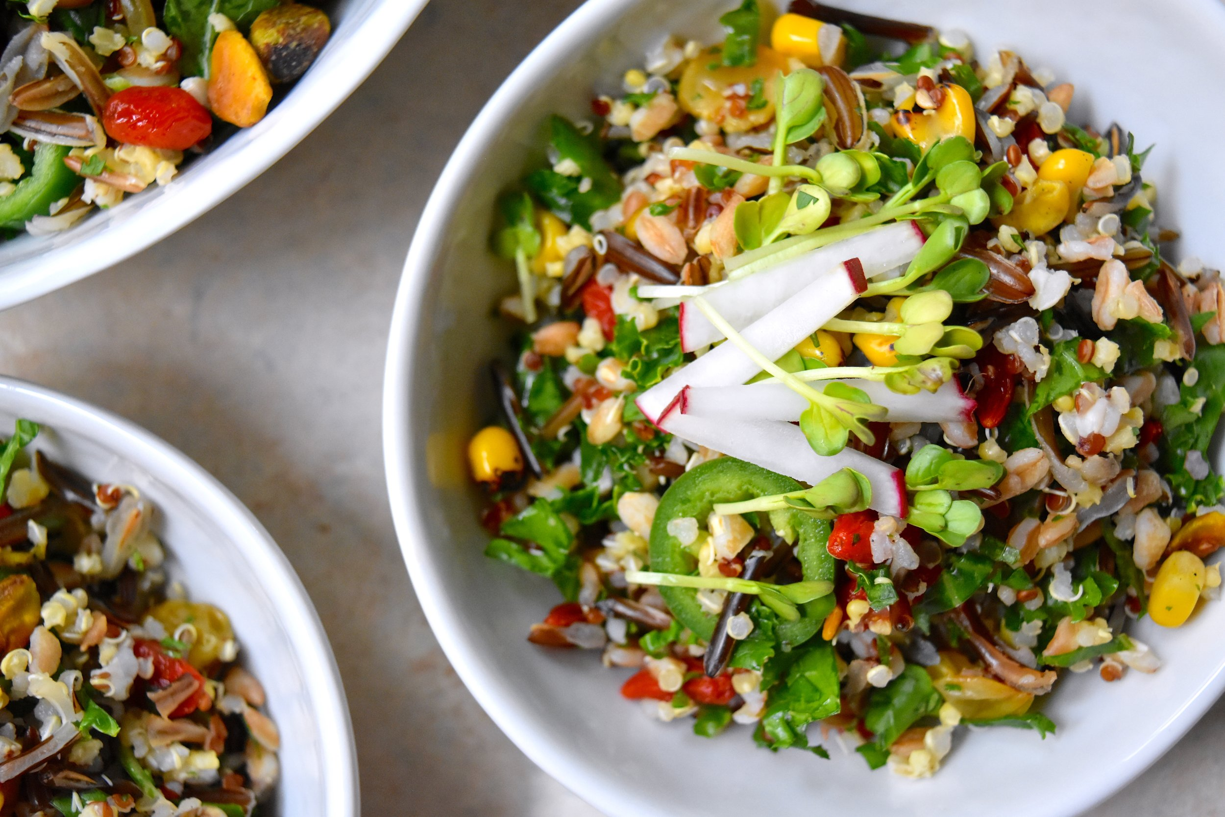 Superfood Grain Salad 4