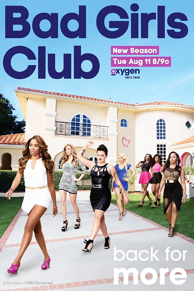 Bad Girls Club | Season 14 - This was the first project I worked on at Oxygen. I comped the artwork, and directed the retoucher. I comped each person from 4-6 photos and created some of the assets from scratch- building legs, painting hair, making grass, and a driveway.