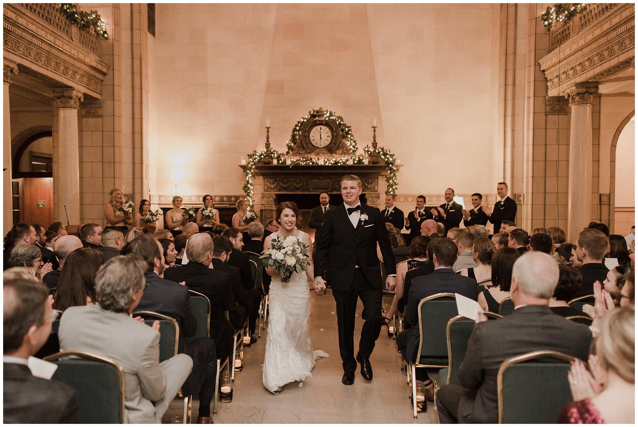 St. Paul Athletic Club Wedding