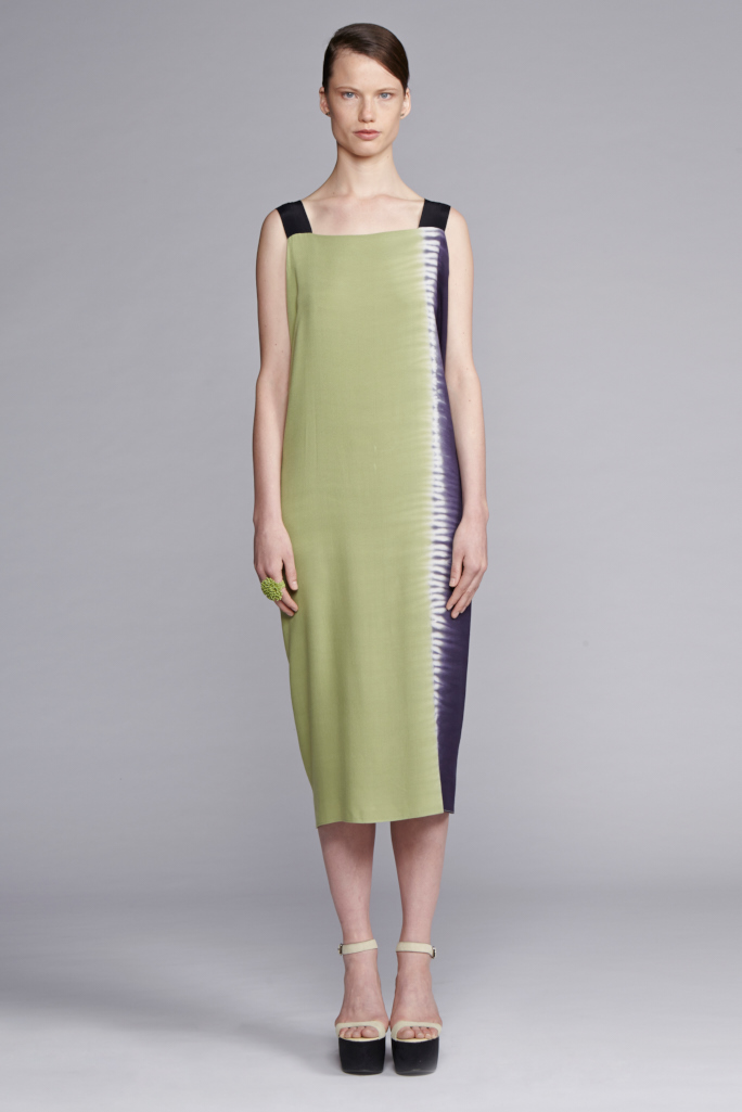 730/S141511N Rectangular Dress