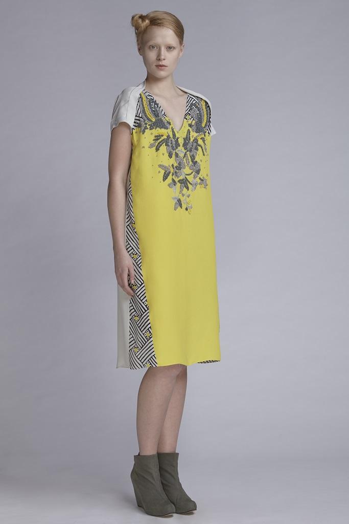 720/A141547B V-Neck Dress