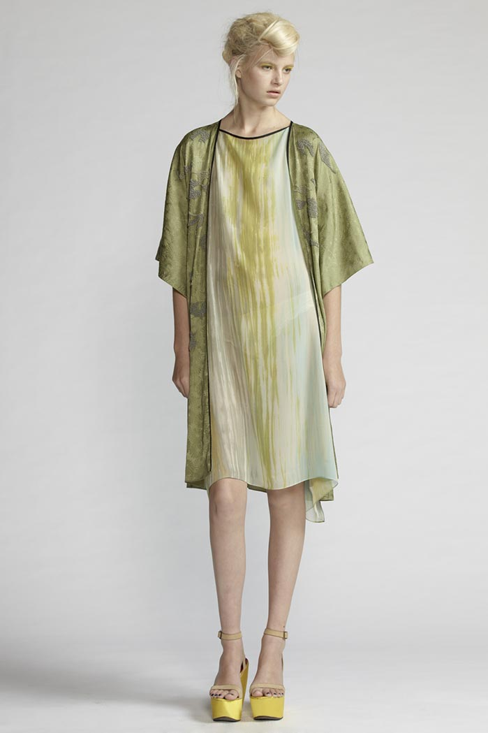 180/F21440S Kaftan    130/F29086 Beaded Kimono