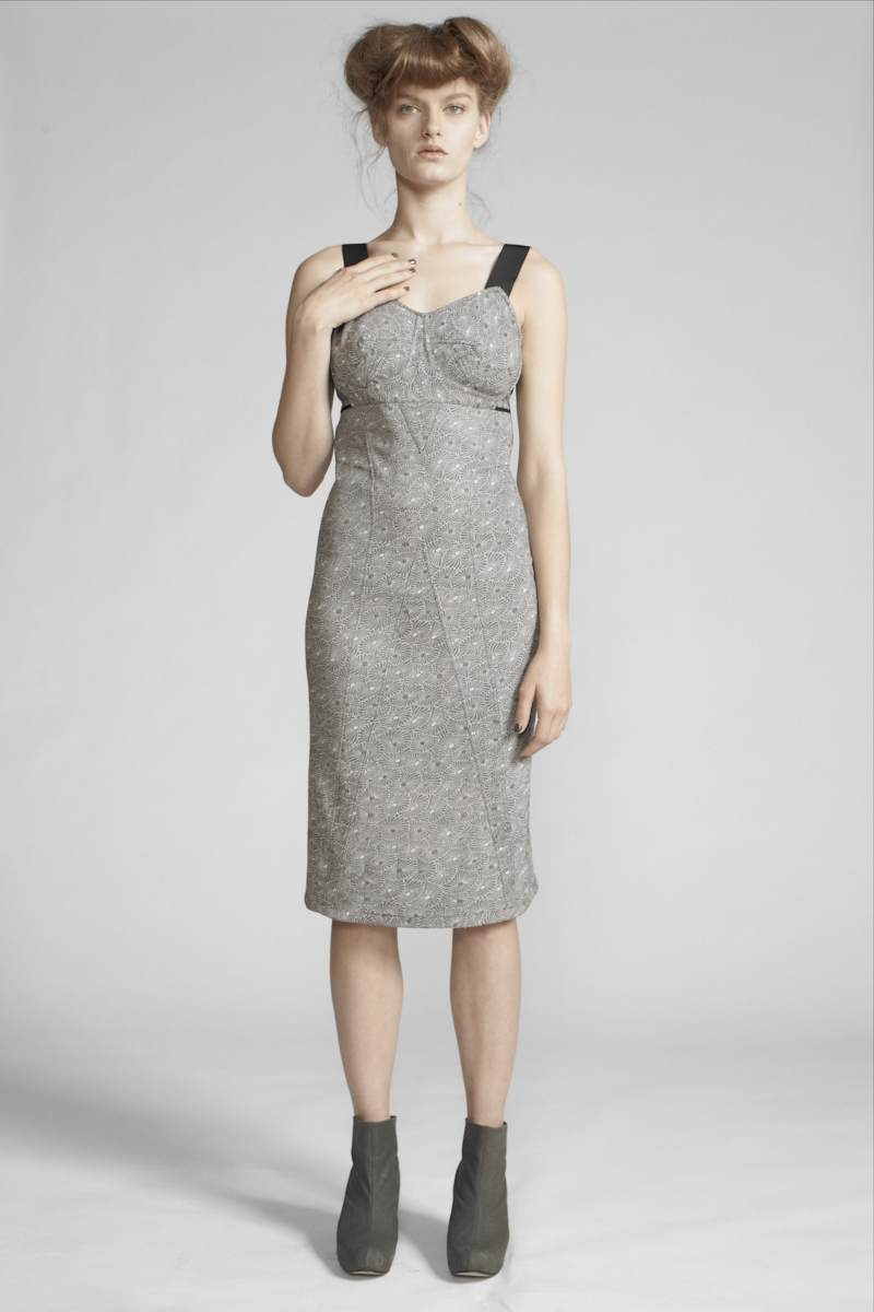130/S11432 Strap Dress