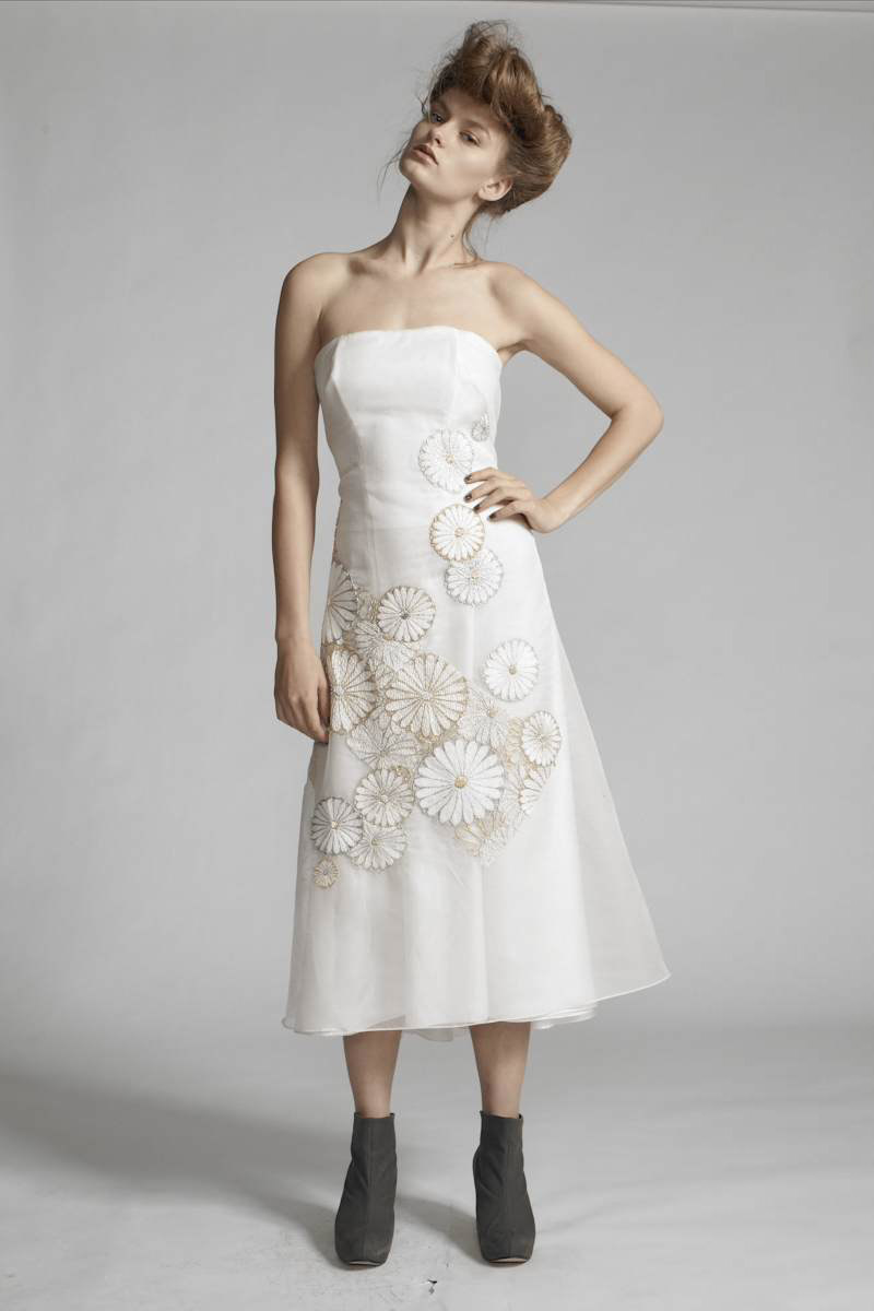 100/S11439 Strapless Gown