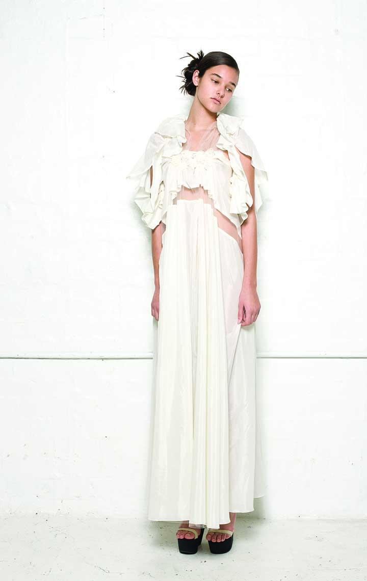 150/S01393 Spiral Shibori Long Dress    150/S08155 Spiral Shibori Bolero