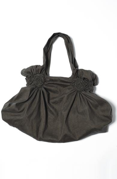 900/F07416 Spiral Shibori Bag