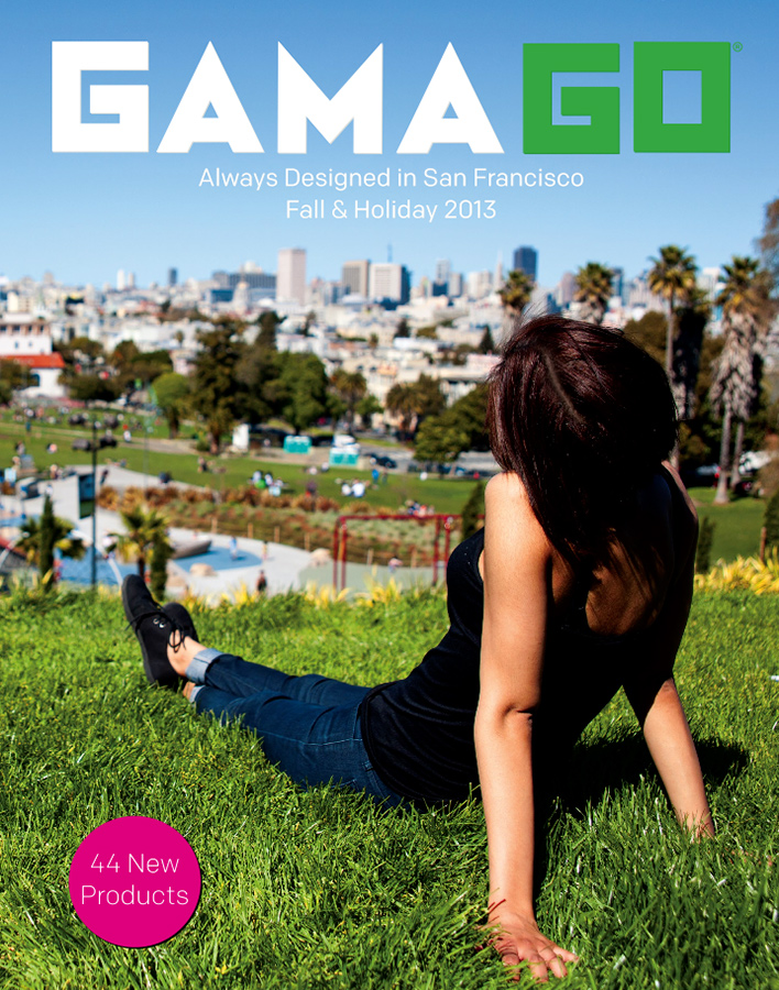 Gama Go Catalog