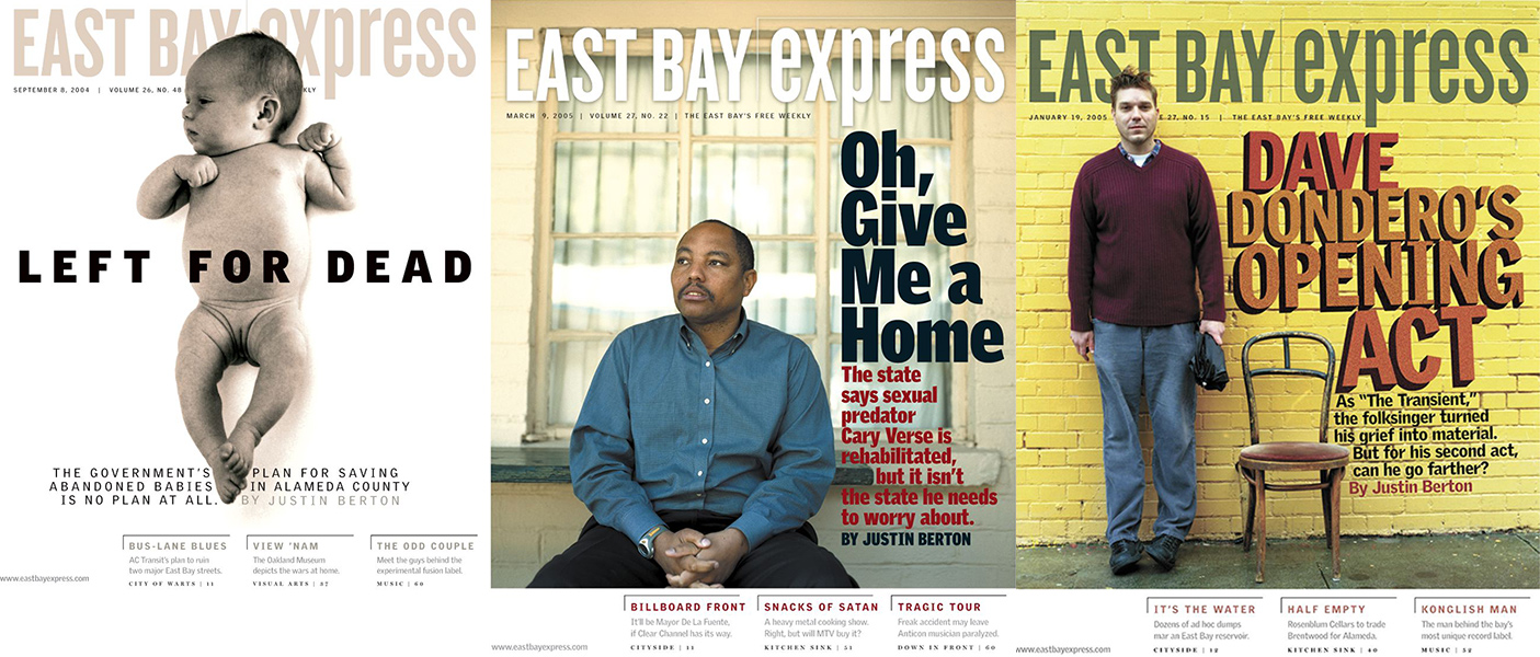 East Bay Express  magazine