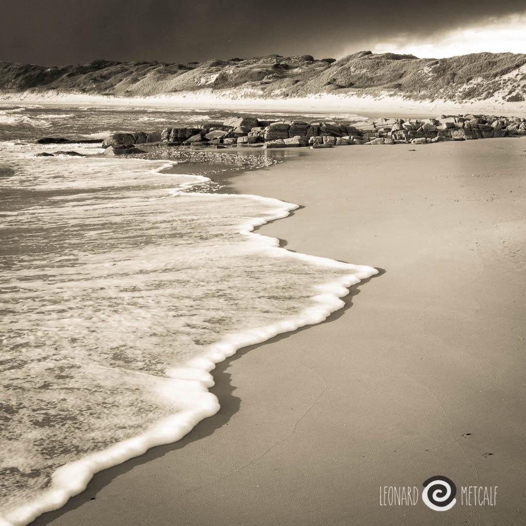 Tarkine coast, Tasmania © Leonard Metcalf 2014
