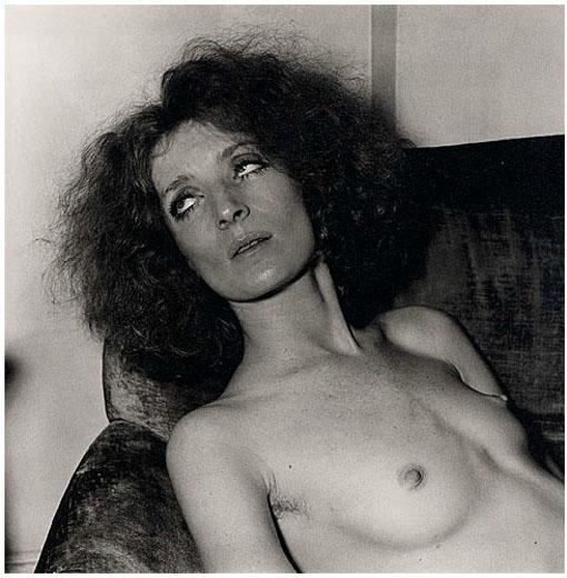 Germaine Greer by Diane Arbus