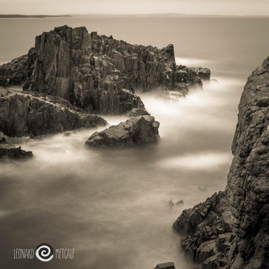 Mullimburra Point - Euroballa Coast © Leonard Metcalf 2014