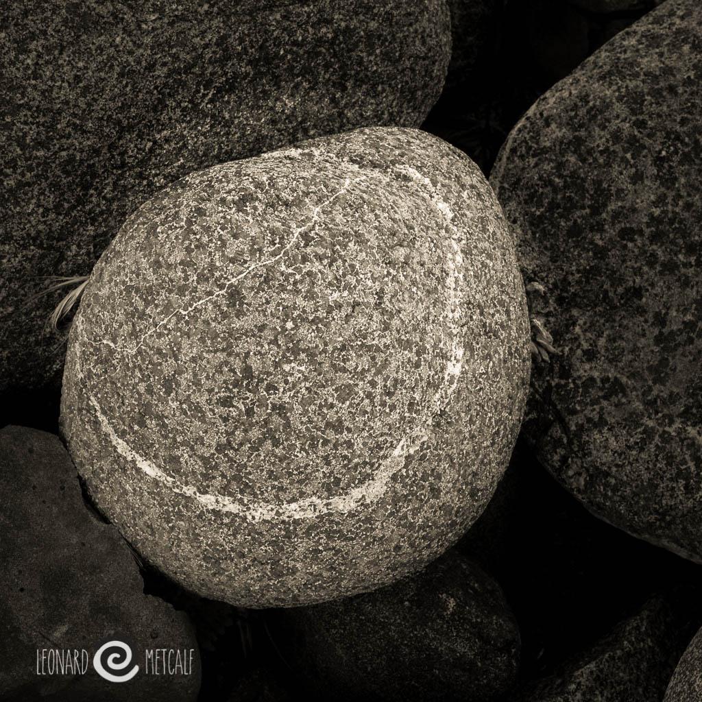 Stone circles, South Coast of NSW © Leonard Metcalf 2014