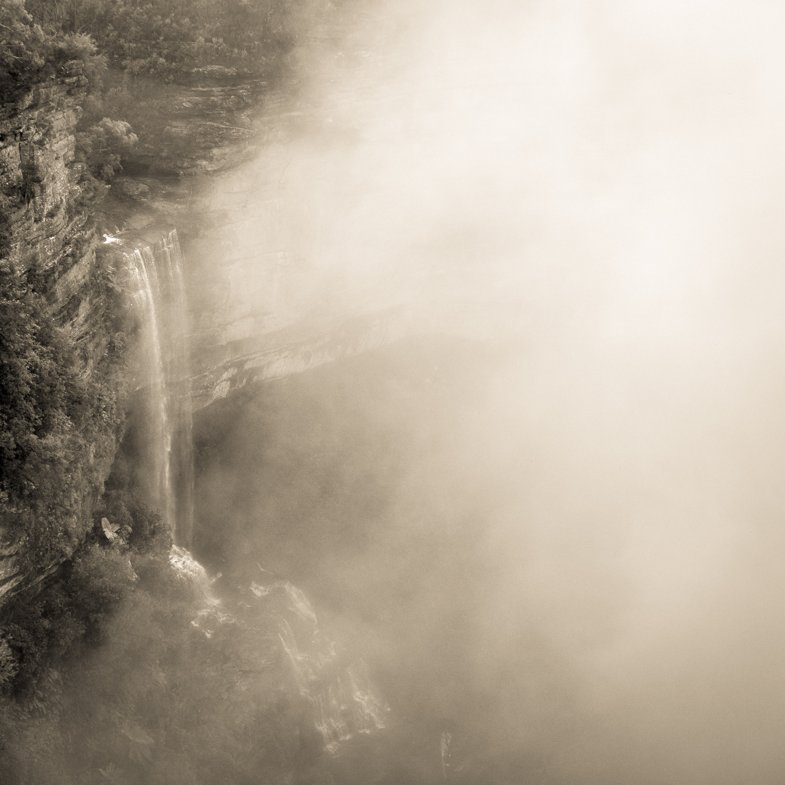 Katoomba Falls, The Greater Blue Mountains World Heritage Area Copyright © Len Metcalf