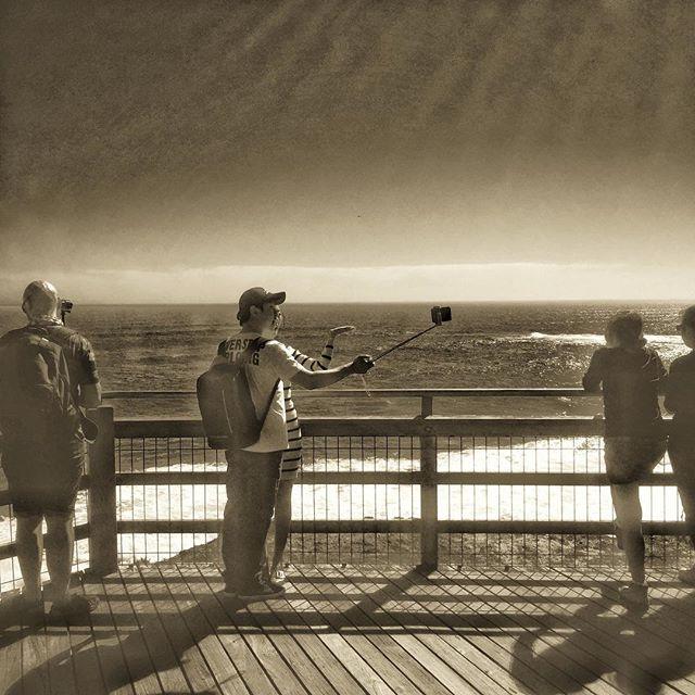 Selfie heaven on the Great Ocean Road