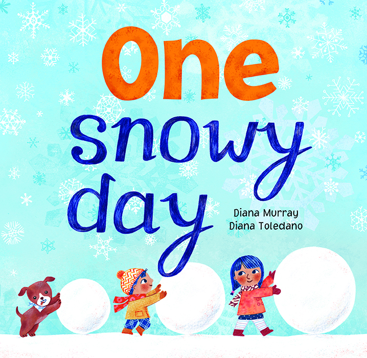 diana-toledano_one-snowy-day_cover.jpg