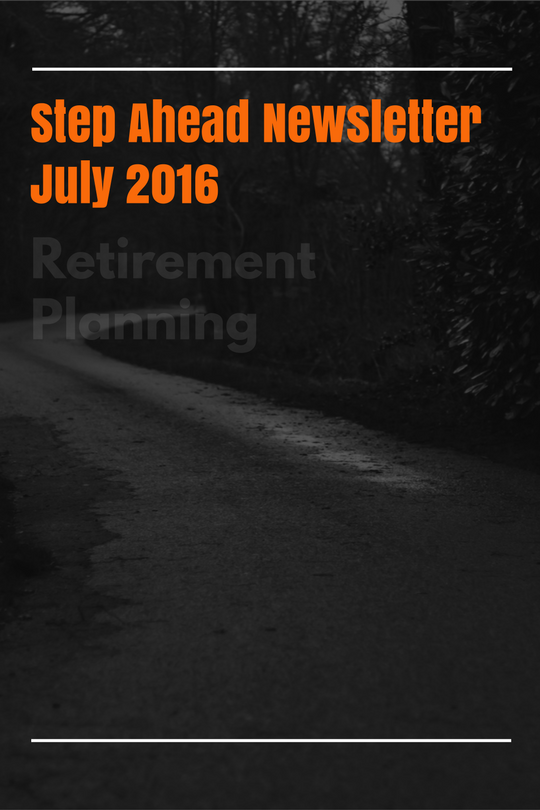 Yield Financial Planning July 2016
