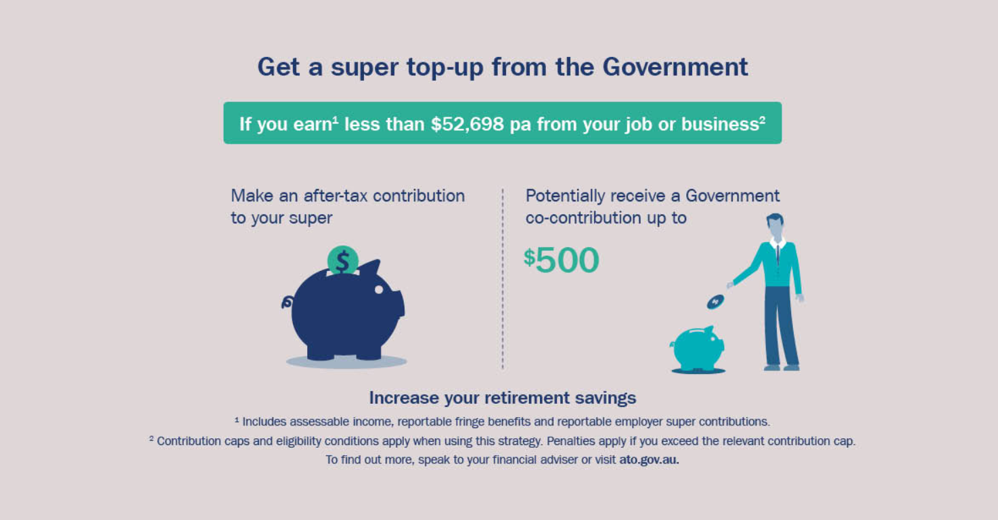 get a super top up from government.PNG