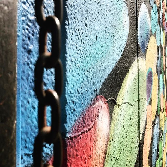 Man I love LA streets! #acefilmsla #streetart #iphone7plus