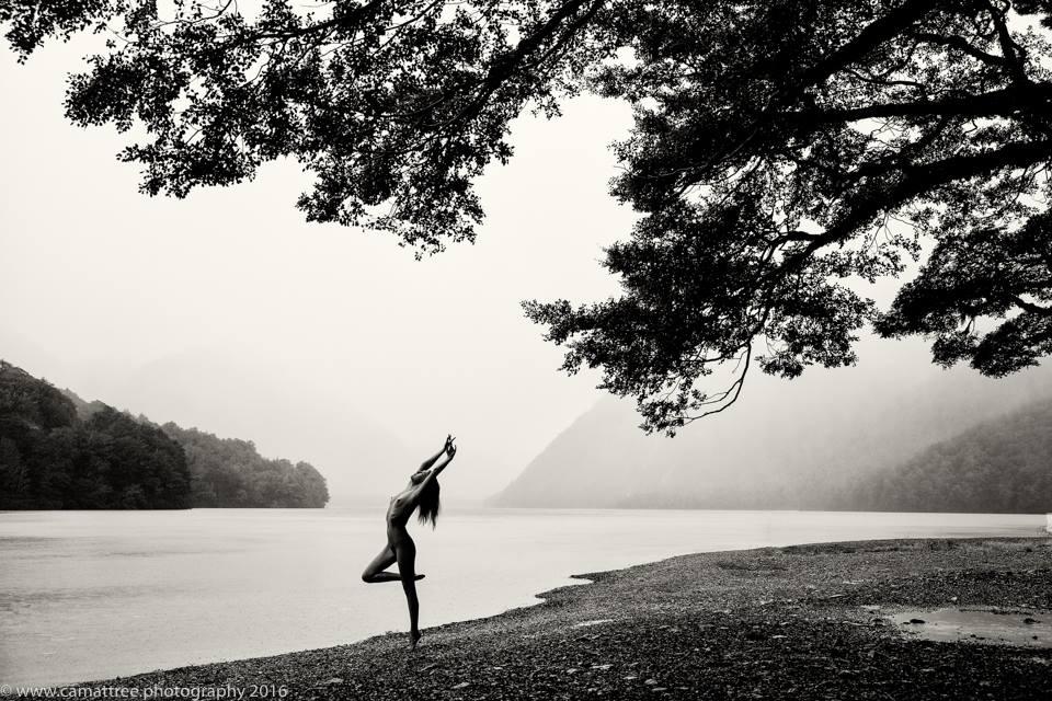 Sylph Sia Model Art Nude Nature