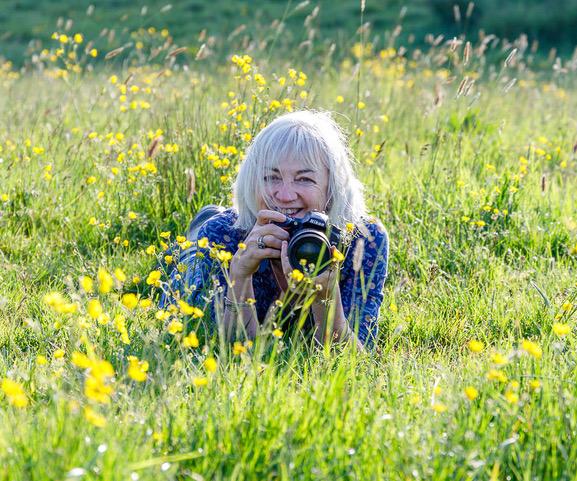 Katie Vandyck by Carlotta Luke 2019  - Lewes Railway  Land