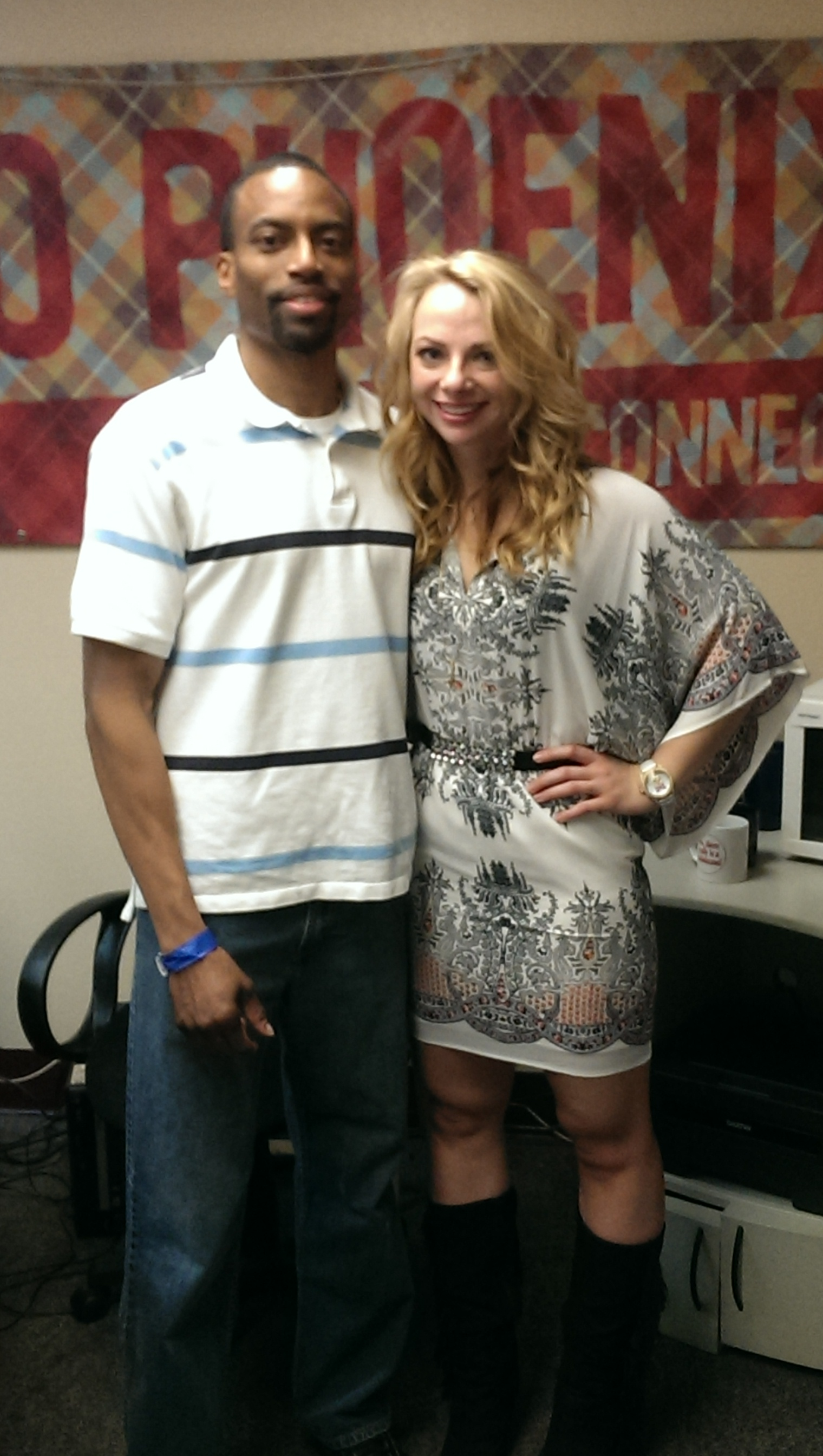 Samantha Fish at Radio Phoenix. Phoenix Blues Blast at Margaret T Hance Park. 3-08-2014.