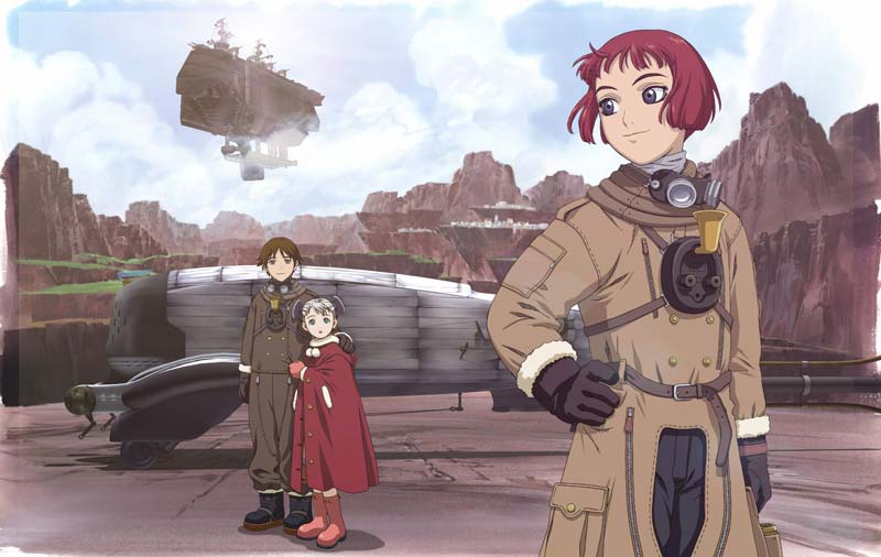 Last Exile - Overview
